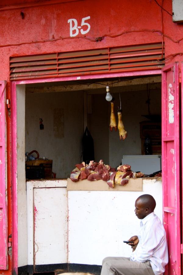 Markets of Uganda. Edwina Storie